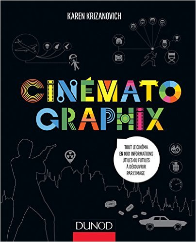 Livre Cinématographix, traduit de l'anglais par Laura Orsal
